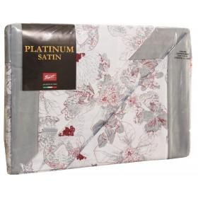 Set Platinum satin 260/240, perna 65x65