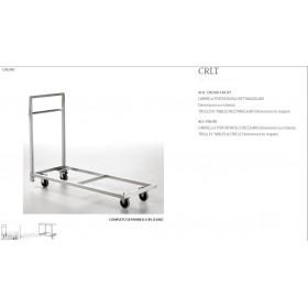ART CRL 140 - CARUCIOR MESE PLIABILE